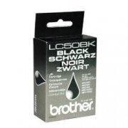 Brother LC50BK Ink Cartridge, schwarz original + neu