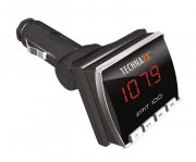Technaxx FM Transmitter+MP3 T100