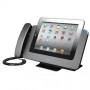 Video Phone all 10,1Pad Dockingstation TDK-10 schwarz