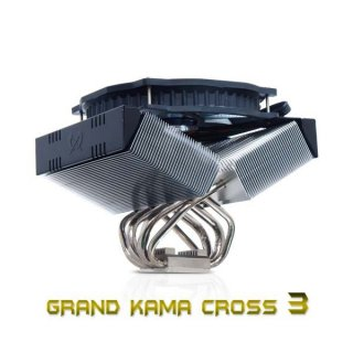 Scythe SCKC-3000 - Grand Kama Cross 3 CPU Cooler - 140mm